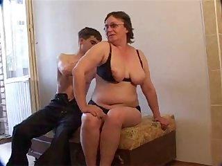 Granny and boy - 20