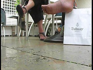Russian Mature Lady Soles 2