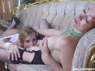 Hot lesbian (Ferro network)